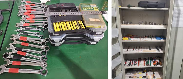 RFID工具管理