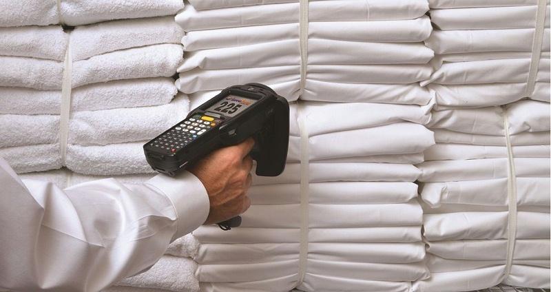 电子标签怎么管理布草