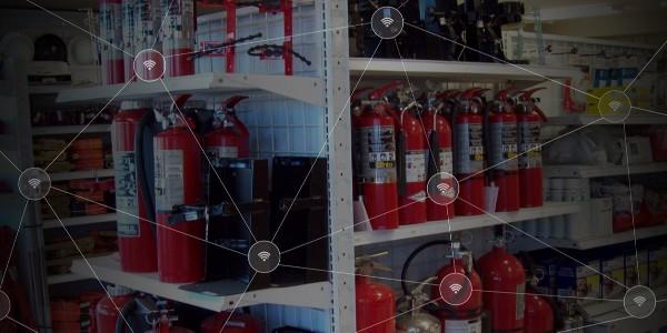 RFID消防物资管理系统解决方案