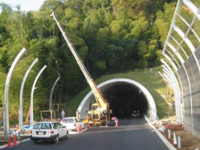 采用RFID技术让隧道智能化解决方案