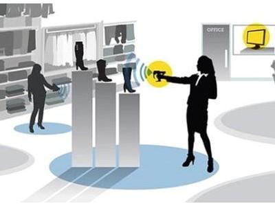 RFID服装标签实现服装销售智能化