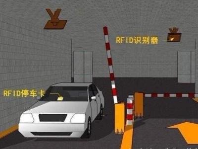 兆麟RFID小区安防管理系统