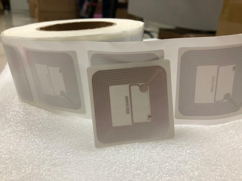 RFID纸质标签