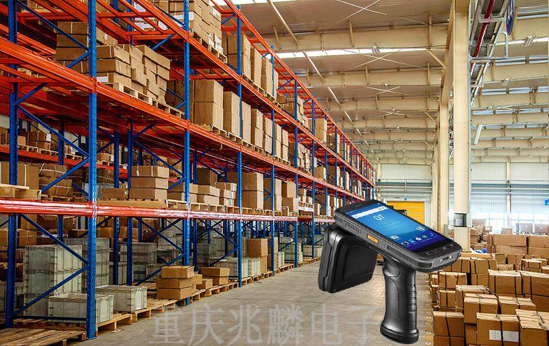 手持盘点机在工厂仓库管理的应用