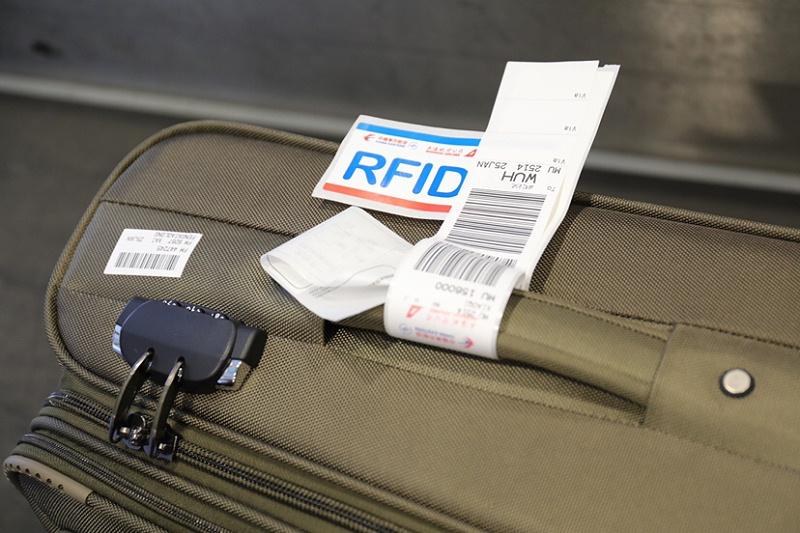RFID行李箱标签