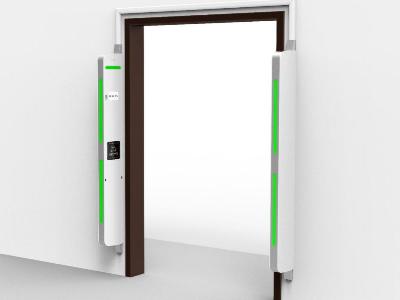 RFID壁挂式门禁通道